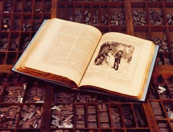 Re-bound child's book